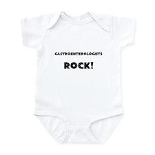 Gastroenterologists ROCK Infant Bodysuit