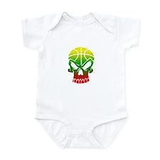 LT Skull Baller Infant Bodysuit