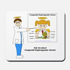 """Ask me about Congenital Diaphragmatic Hernia"" Mou"