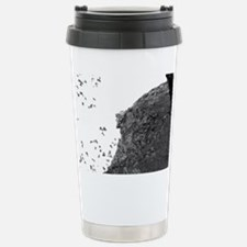Cute Old man of the mountain Travel Mug