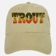 Brook TROUT Baseball Baseball Cap