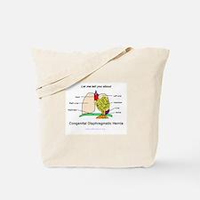 CDH Anatomy Lesson Tote Bag