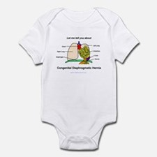 CDH Anatomy Lesson Infant Bodysuit