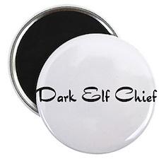 Dark Elf Chief Magnet