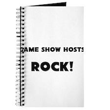 Game Show Hosts ROCK Journal