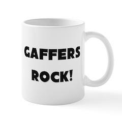 Gaffers ROCK Mug