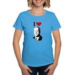 I Love McCain Women's Dark T-Shirt