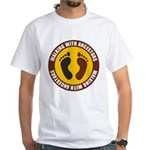 Walking With Ancestors White T-Shirt