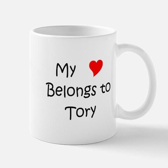 Unique Tory Mug