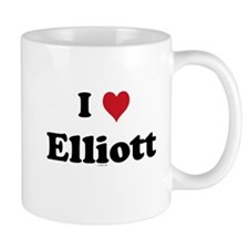 I love Elliott Mug