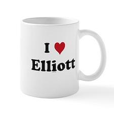 I love Elliott Small Mug