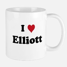 I love Elliott Small Small Mug