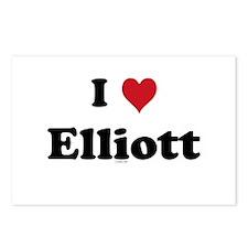 I love Elliott Postcards (Package of 8)