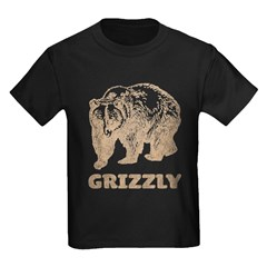 Vintage Grizzly T