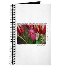 Tulips Journal