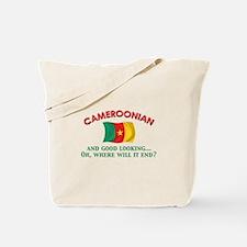 Good Lkg Cameroonian Tote Bag