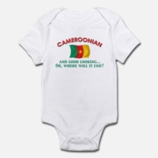 Good Lkg Cameroonian Infant Bodysuit