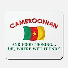 Good Lkg Cameroonian Mousepad