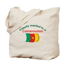 Happily Married Cameroonian Tote Bag