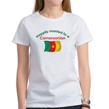 Happily Married Cameroonian Tee