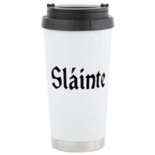 Slainte Travel Mug