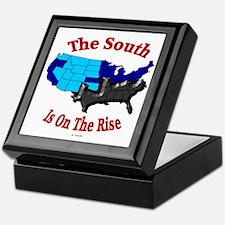 On The Rise Keepsake Box