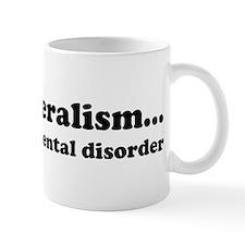 Liberalism Small Mug