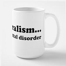 Liberalism Large Mug