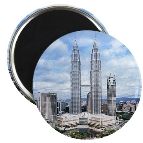 MALAYSIA TWIN TOWER Magnet