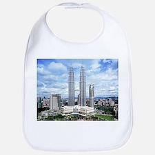MALAYSIA TWIN TOWER Bib