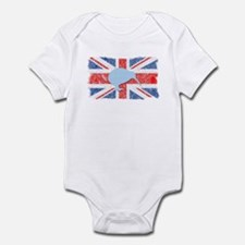 British Kiwi Infant Bodysuit