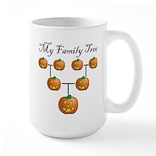 Pumpkin Tree Mug