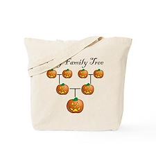 Pumpkin Tree Tote Bag