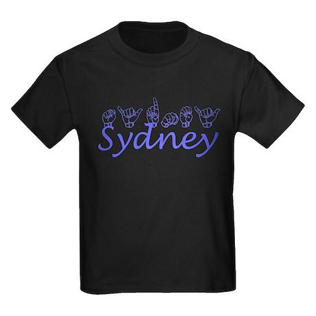 Sydney Kids Dark T-Shirt