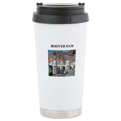 hoover dam gifts and t-shirts Stainless Steel Trav