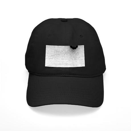 National Law Officers Memorial Black Cap