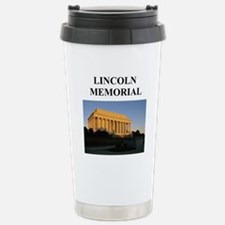 lincoln memorial washington g Travel Mug