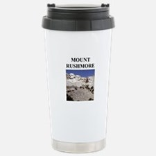 mount rushmore gifts and t-sh Travel Mug