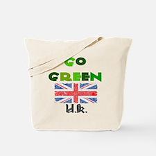 Go Green UK Reusable Tote Bag