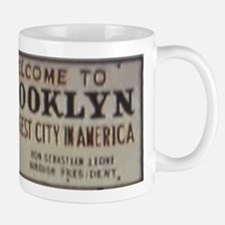 Welcome to Brooklyn Mug