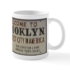 Welcome to Brooklyn Mug