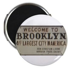 Welcome to Brooklyn Magnet
