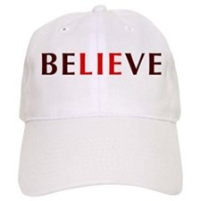 Believe The Lie Baseball Cap