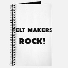 Felt Makers ROCK Journal