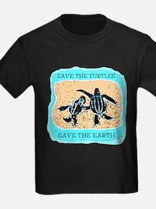Hatchling Turtles T-Shirt