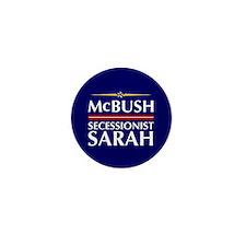 McBush/Secessionist Sarah '08 Mini Button
