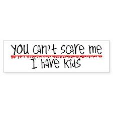 I HAVE KIDS Bumper Bumper Sticker
