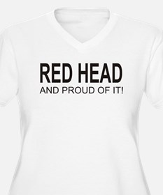 The Proud Red Head T-Shirt