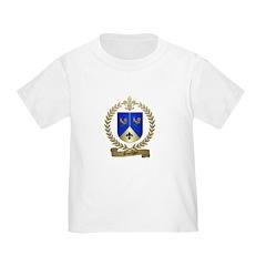GAUTHIER Family Crest T