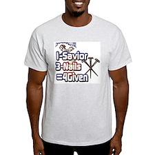4Given Ash Grey T-Shirt (2 color choices)